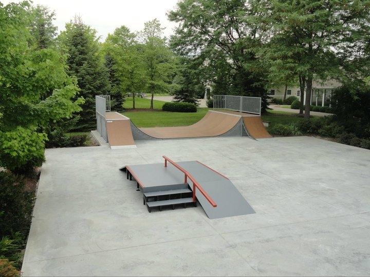 backyard skatepark located in indiana